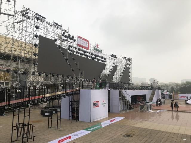 Khởi động Formula 1 Việt Nam Grand Prix 2020: Chờ đón lễ hội mang đậm màu sắc F1 với đại tiệc âm nhạc - Ảnh 4.