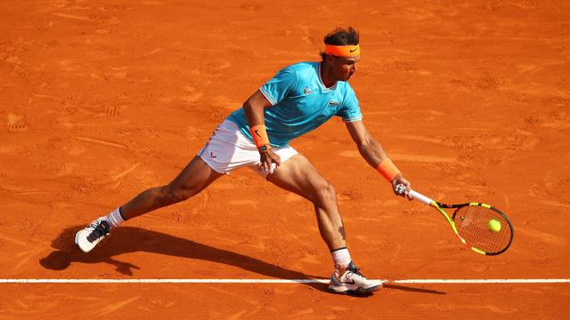 Rafael Nadal xuất sắc ghi tên mình vào bán kết Monte Carlo Masters 2019 - Ảnh 2.