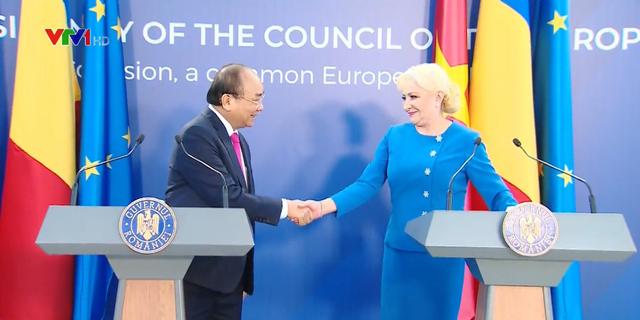 Mở ra không gian rộng lớn cho hợp tác Việt Nam với Romania và Czech - ảnh 1