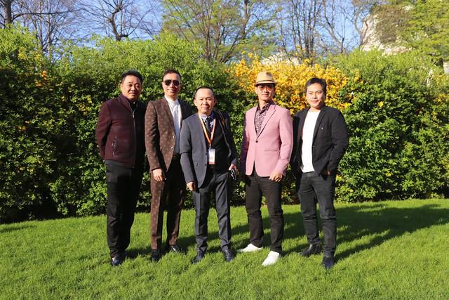 NTK Đỗ Trịnh Hoài Nam dự diễn đàn Người Việt có tầm ảnh hưởng tổ chức tại Paris - Ảnh 1.