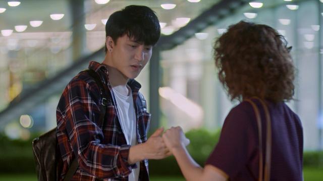 Mối tình đầu của tôi - Tập 39: Hạ Linh và Nam Phong chính thức thành cặp đôi, An Chi vui mừng - Ảnh 2.