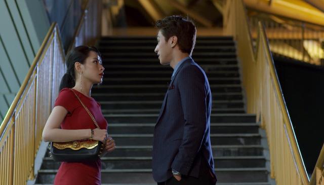 Mối tình đầu của tôi - Tập 39: Hạ Linh và Nam Phong chính thức thành cặp đôi, An Chi vui mừng - Ảnh 3.