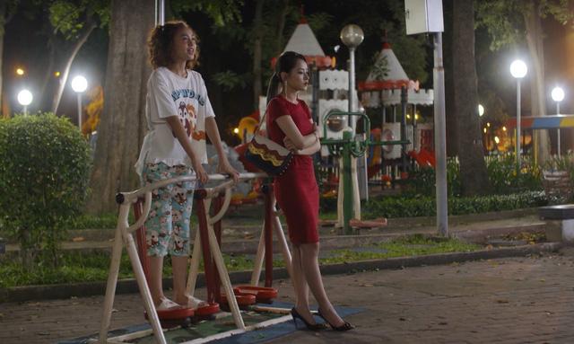 Mối tình đầu của tôi - Tập 39: Hạ Linh và Nam Phong chính thức thành cặp đôi, An Chi vui mừng - Ảnh 8.
