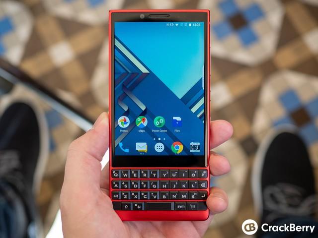 BlackBerry ra mắt KEY2 phiên bản màu đỏ cực chất - Ảnh 8.