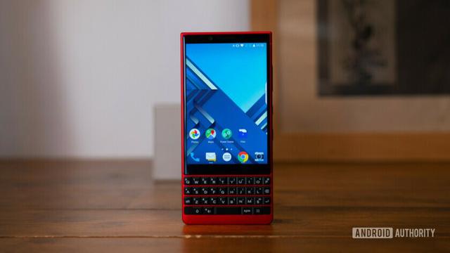 BlackBerry ra mắt KEY2 phiên bản màu đỏ cực chất - Ảnh 3.