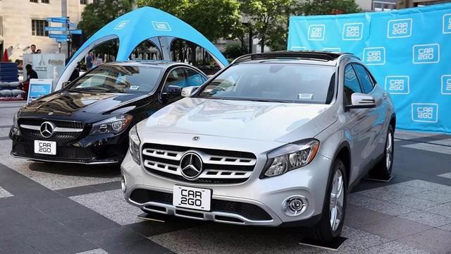 Mỹ: Hacker cuỗm hơn 100 xe Mercedes thông qua ứng dụng thuê xe Car2go - Ảnh 1.