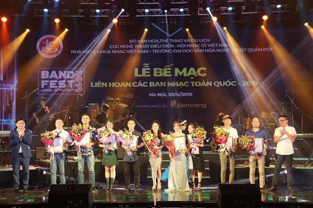 Liên hoan các Ban nhạc toàn quốc 2019: Vinh danh những ban nhạc và nghệ sĩ tài năng - Ảnh 1.