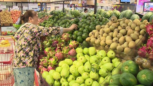 Hàng Việt chiếm tỷ trọng cao trong siêu thị - Ảnh 1.