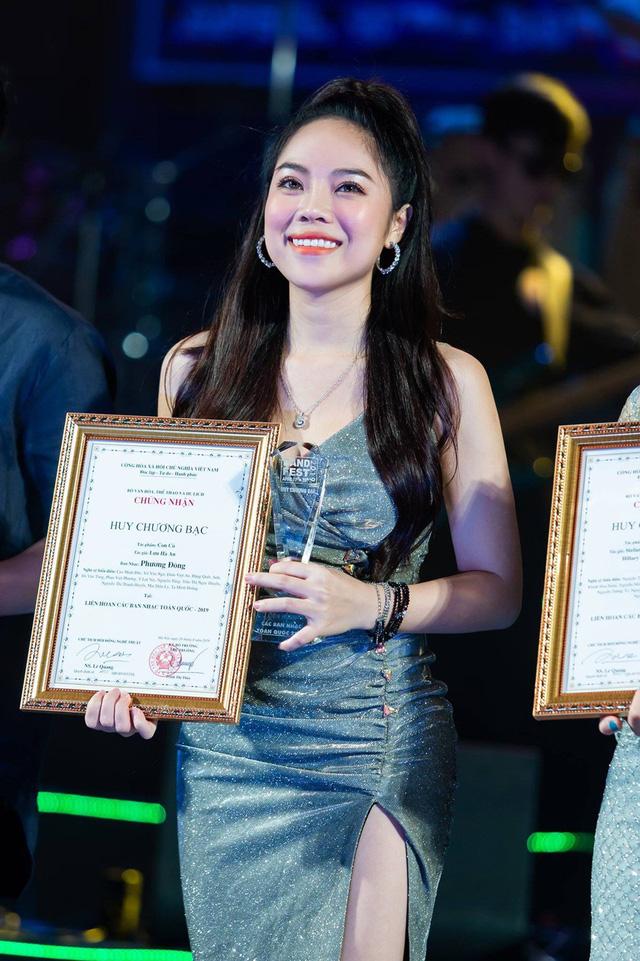 """Mai Diệu Ly cùng ban nhạc Phương Đông giành """"mưa"""" giải thưởng tại Liên hoan các Ban nhạc 2019 - Ảnh 4."""