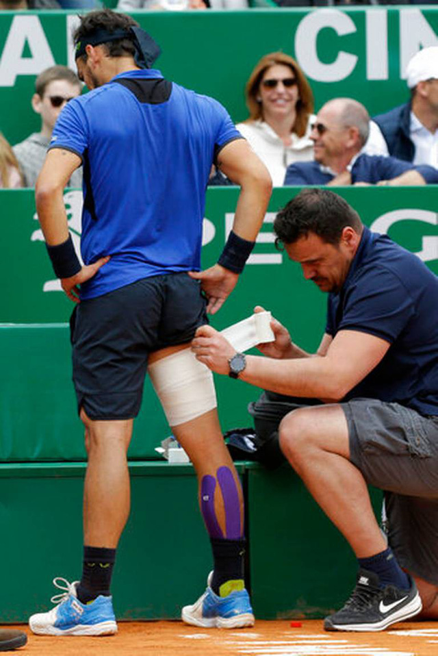 Đánh bại Dusan Lajovic, Fabio Fognini vô địch Monte Carlo Masters 2019 - Ảnh 2.