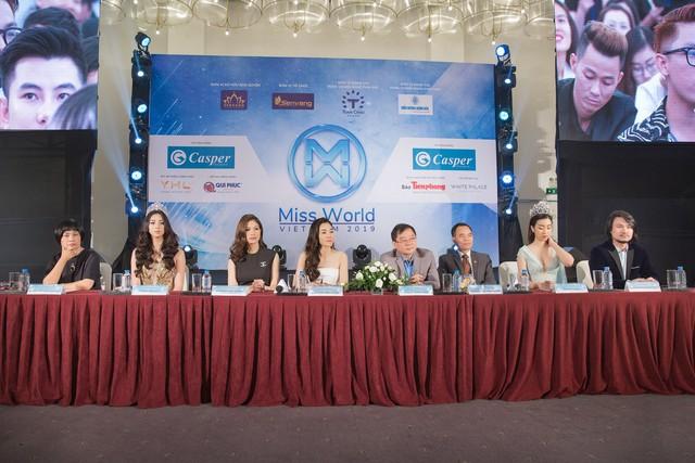 Cuộc thi Hoa hậu thế giới Việt Nam 2019 chính thức khởi động - Ảnh 1.