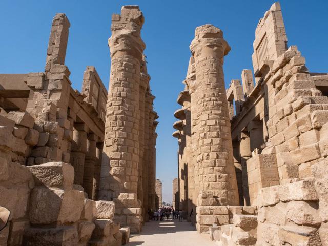 Lý do Ai Cập trở thành điểm đến hàng đầu dành cho các tỷ phú - Ảnh 1.