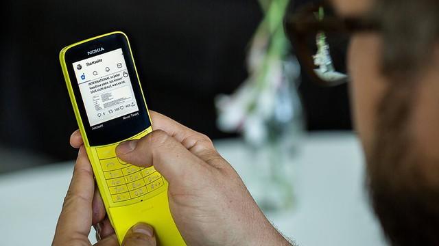 WhatsApp chính thức có mặt trên quả chuối Nokia 8110 - Ảnh 2.