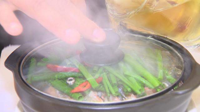 Tôm xông khói - Món ngon từ hải sản Việt - Ảnh 5.