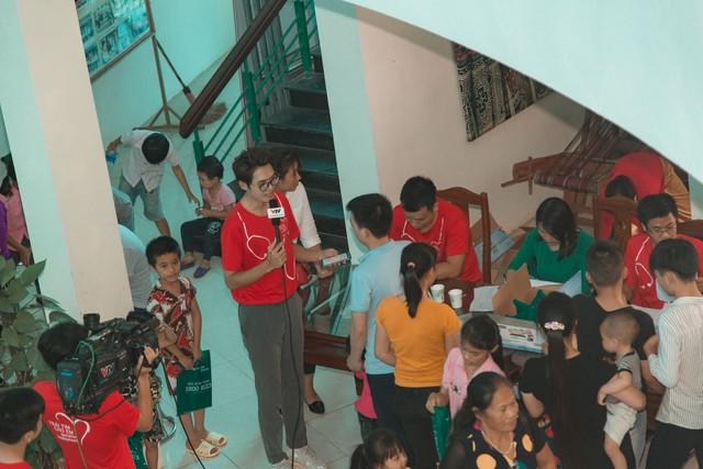 11 bệnh nhi tim bẩm sinh tại Phú Thọ được làm thủ tục hỗ trợ phẫu thuật miễn phí từ Trái tim cho em - Ảnh 13.