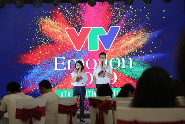 Bùng nổ ý tưởng tại Ngày hội sáng tạo VTV - Ảnh 1.
