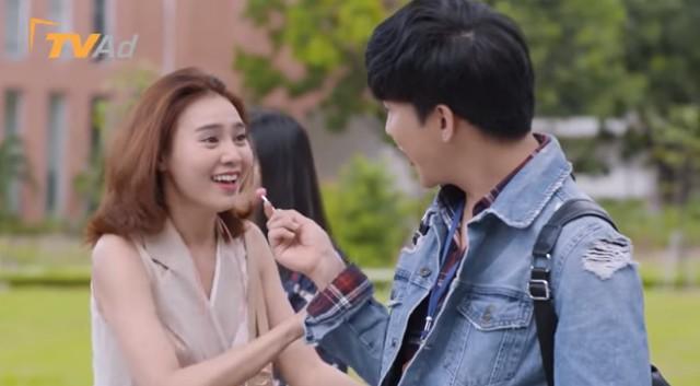 Mối tình đầu của tôi - Tập 52: Chết cười cảnh Minh Huy lại đến nhà Nam Phong tráng trứng - Ảnh 2.