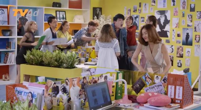 Mối tình đầu của tôi - Tập 52: Chết cười cảnh Minh Huy lại đến nhà Nam Phong tráng trứng - Ảnh 3.