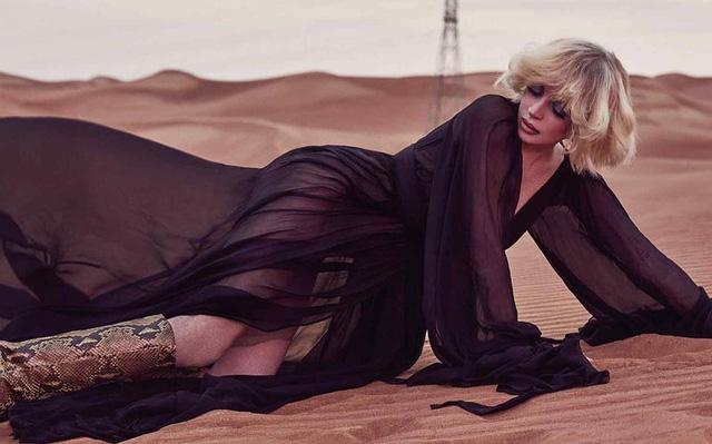 Lindsay Lohan đầy khác lạ trên Slimi tháng 4 - Ảnh 2.