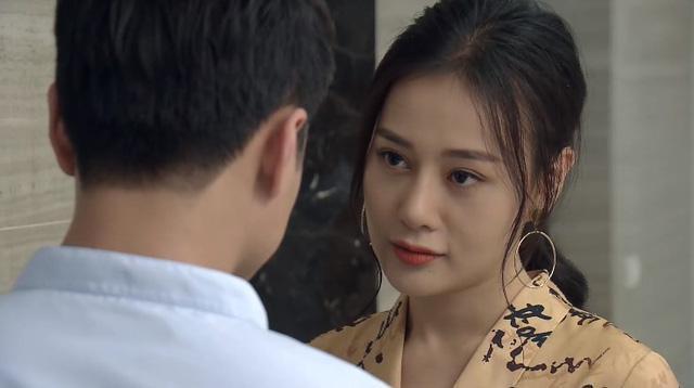 Nàng dâu order - Tập 6: Vy (Phương Oanh) trơ trẽn dùng clip nóng tống tiền Phong (Thanh Sơn) - Ảnh 4.