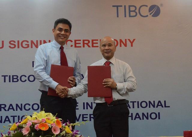Viện Quốc tế Pháp ngữ hợp tác với TIBCO phát triển nhân lực trong ngành dữ liệu - Ảnh 2.