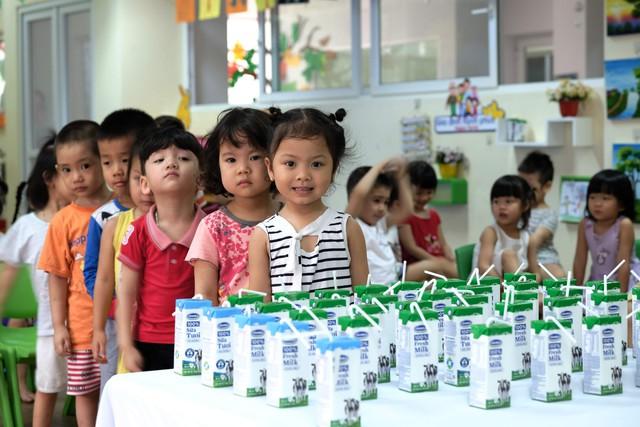 Sữa học đường - Sữa không là chưa đủ - Ảnh 2.