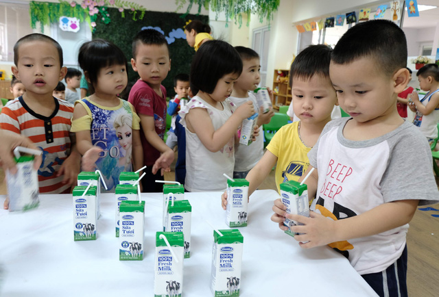 Sữa học đường - Sữa không là chưa đủ - Ảnh 3.