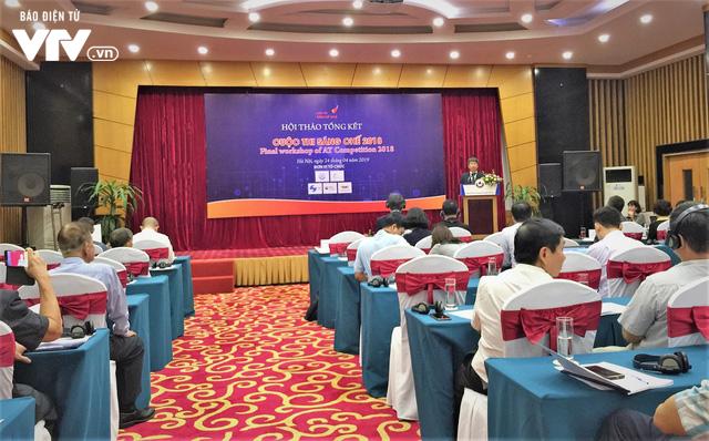 Hội thảo tổng kết Cuộc thi Sáng chế năm 2018 - Ảnh 2.