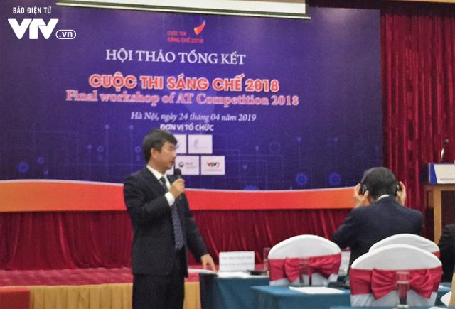 Hội thảo tổng kết Cuộc thi Sáng chế năm 2018 - Ảnh 1.