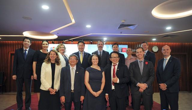 Việt Nam sắp có thêm chương trình liên kết quốc tế với trường Top 400 thế giới - Ảnh 1.