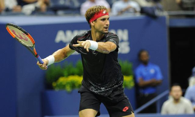 Vượt qua Ferrer, Nadal giành quyền vào tứ kết Barcelona mở rộng 2019 - Ảnh 2.