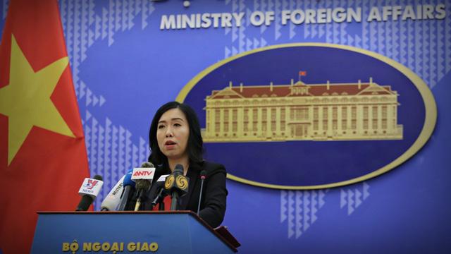 Triển khai các thủ tục cần thiết đưa công dân Đoàn Thị Hương về nước - Ảnh 1.
