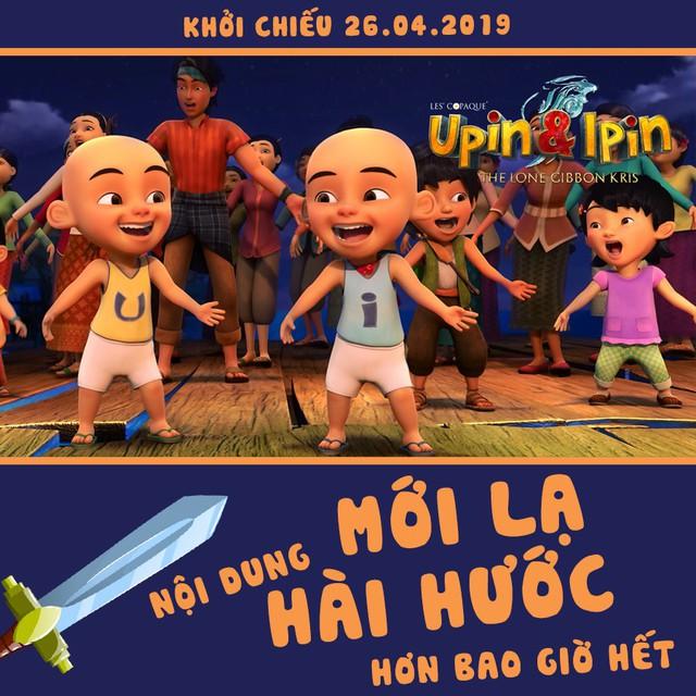 5 lý do  Upin & Ipin: Truyền thuyết thần đao xứng đáng là bộ phim gia đình nên xem dịp lễ - Ảnh 1.