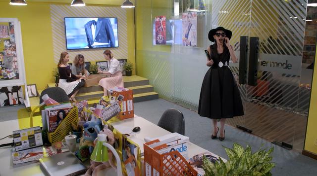 Mối tình đầu của tôi - Tập 54: Xuất hiện Giám đốc kinh doanh - Soái ca mới của tạp chí Her mode - Ảnh 12.