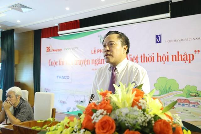 Phát động cuộc thi viết truyện ngắn Làng Việt thời hội nhập - Ảnh 1.