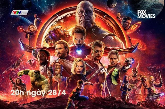 Giải trí trên VTVcab dịp nghỉ lễ 30/4: Từ Ngoại hạng Anh cho đến Avengers - Ảnh 2.