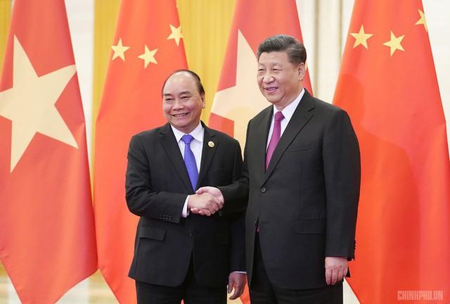 """Việt Nam luôn hoan nghênh các sáng kiến kết nối, trong đó có sáng kiến """"Vành đai và Con đường"""" - Ảnh 2."""