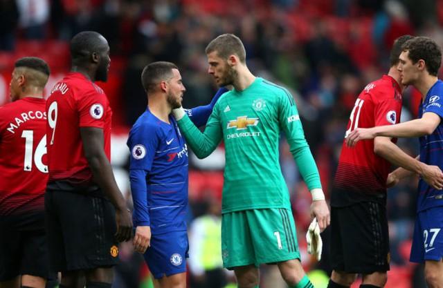 Đồng đội ở Man Utd lên tiếng về De Gea sau chuỗi sai lầm khó hiểu - Ảnh 2.