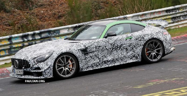 AMG GT Black Series: Siêu xe mạnh nhất của Mercedes - AMG - Ảnh 1.