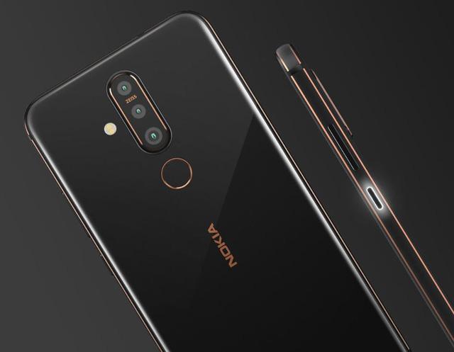 Nokia X71 ra mắt với chip Snapdragon 660, màn hình đục lỗ, 3 camera sau - Ảnh 2.
