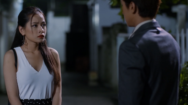 Mối tình đầu của tôi - Tập 55: Nam Phong ra mắt bố mẹ vợ tương lai, vô tình chạm mặt Hạ Linh - Ảnh 4.