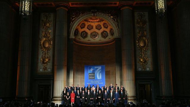 NATO tròn 70 tuổi và những thách thức mới  - Ảnh 1.