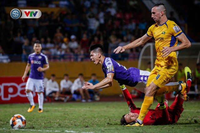 ẢNH: Thắng đậm Sông Lam Nghệ An, CLB Hà Nội vươn lên dẫn đầu V.League - Ảnh 20.