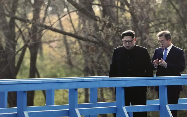 Theo chân phóng viên VTV khám phá Khu phi quân sự Triều Tiên - Ảnh 13.