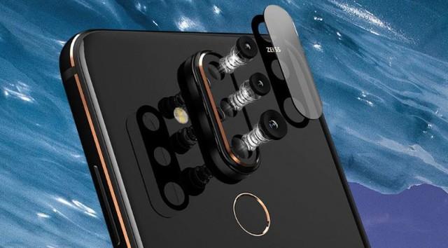 Nokia X71 cho đặt hàng chính thức, thiết lập 3 camera, màn hình đục lỗ, giá từ 7,5 triệu đồng - Ảnh 1.