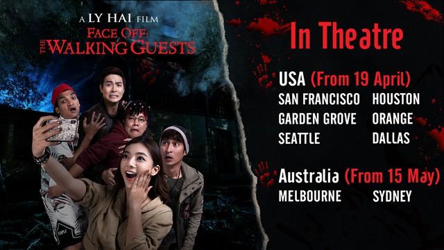 Siêu phẩm ma hài Lật Mặt: Nhà Có Khách của Lý Hải chính thức công chiếu tại Mỹ và Úc - Ảnh 1.