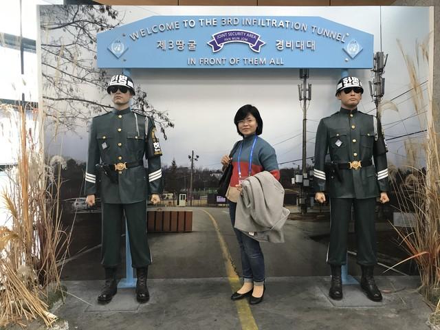 Theo chân phóng viên VTV khám phá Khu phi quân sự Triều Tiên - Ảnh 15.