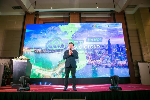 Dịch vụ Điện toán đám mây đa khu vực của FPT chính thức ra mắt tại Hà Nội - Ảnh 1.