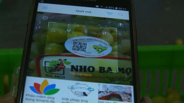 Hà Nội: Hơn 80% cửa hàng kinh doanh hoa quả có tem truy xuất - Ảnh 2.