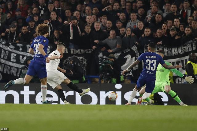 ẢNH: Chelsea nghẹt thở vượt qua Frankfurt, tiến vào chung kết Europa League - Ảnh 7.